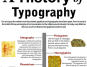 A History of Typography