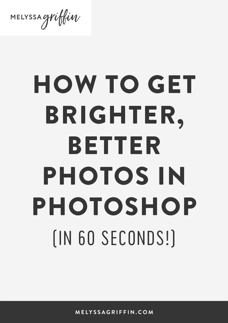 brighter photo