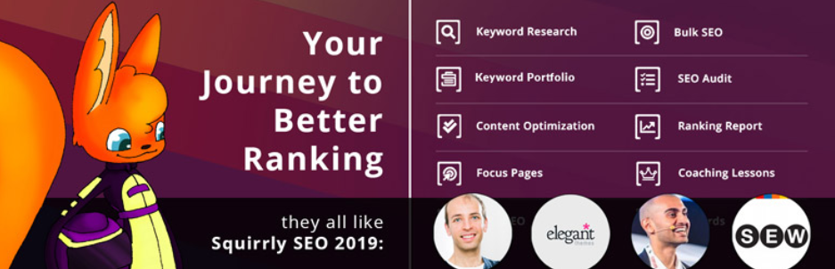 Squirrly SEO 2019 Strategy–WordPress plugin