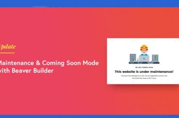 3rd Coming Soon and Maintenance Mode up