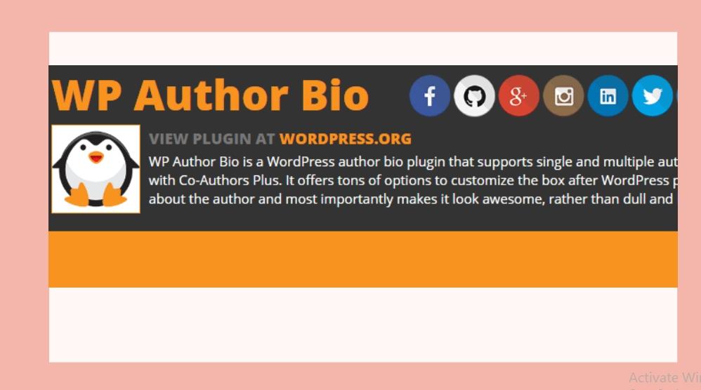 6th u wp author bio