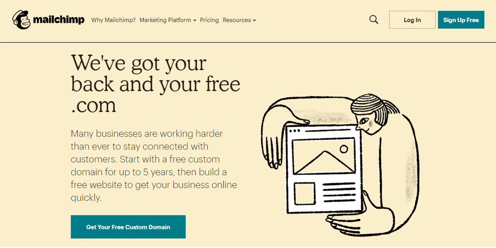 Email Marketing Services 5. MailChimp