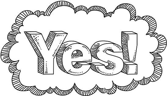 3. Say 'yes to still life min