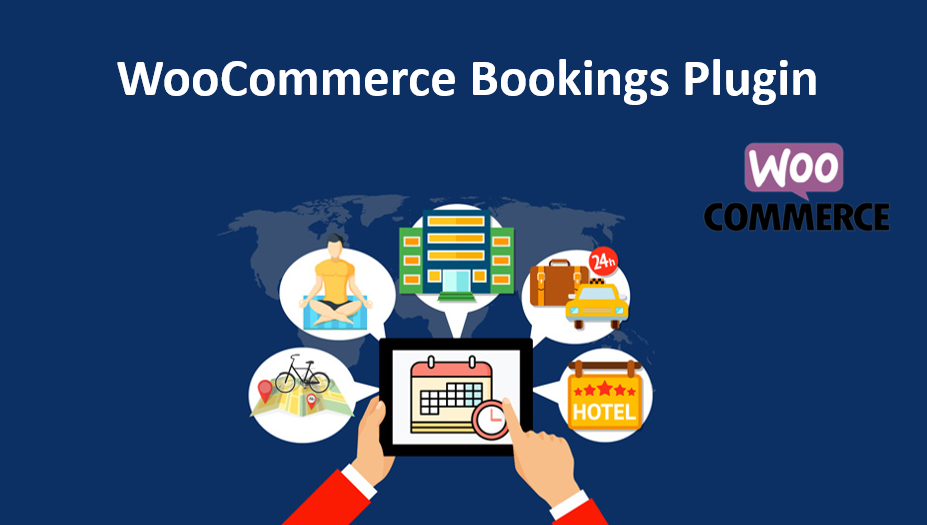 WooCommerce Bookings - WordPress Appointment And Booking Plugin