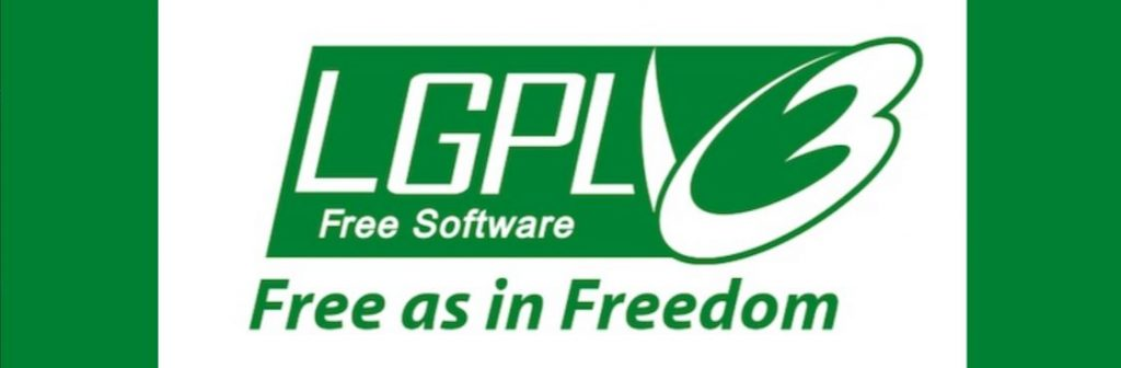 LGPL - Open Source License