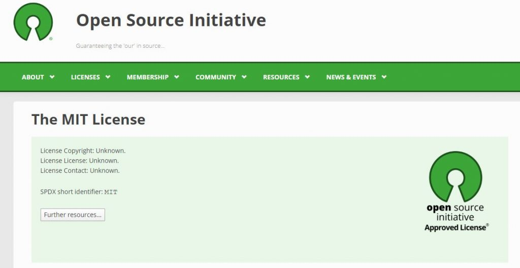 MIT - Open Source License