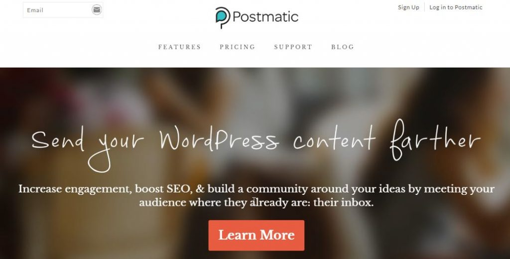 postmatic comment system