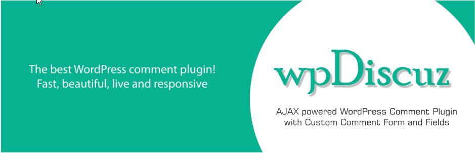 wpDiscuz for WordPress