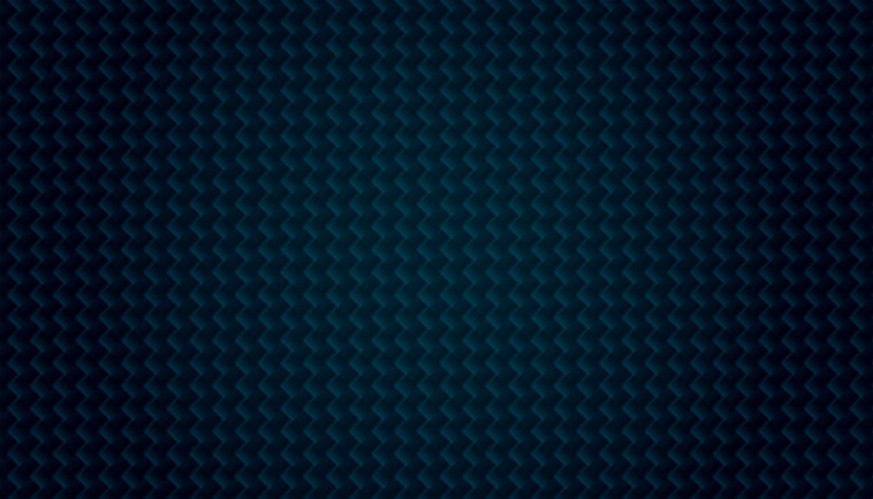 Abstract dark blue carbon fiber texture background