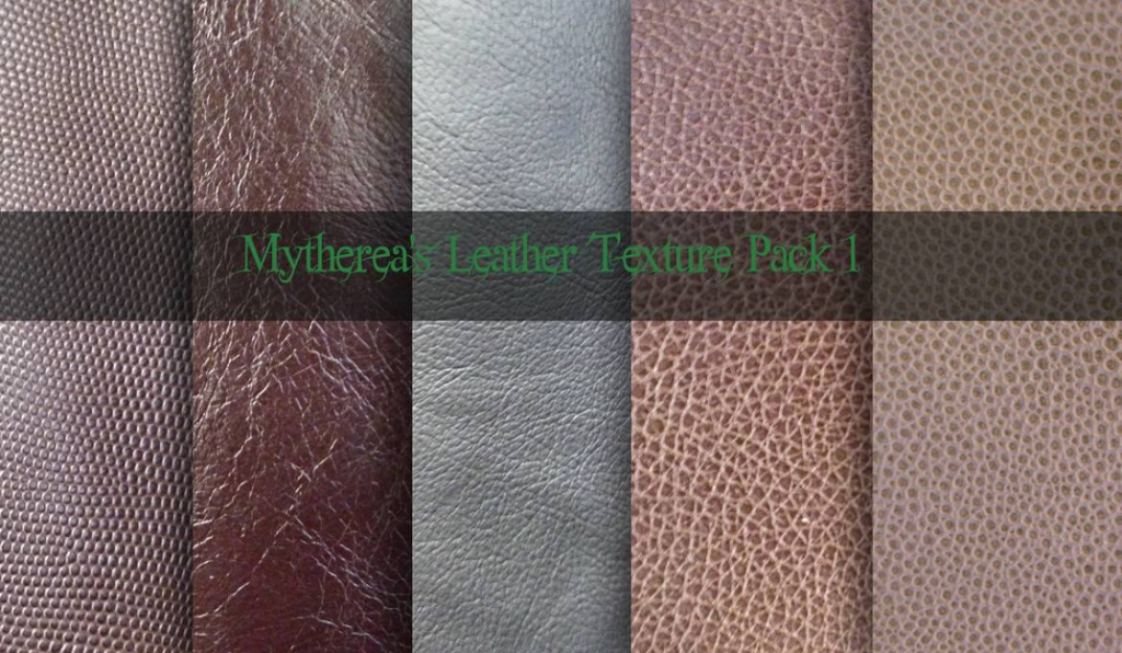 Leather texture Pack Leather Textures