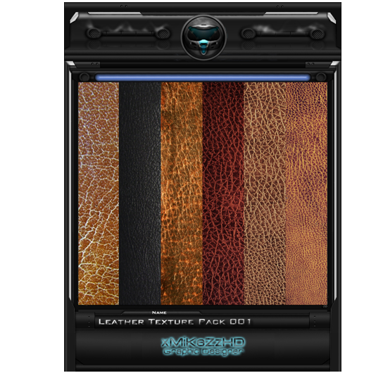 Leather texture pack 2