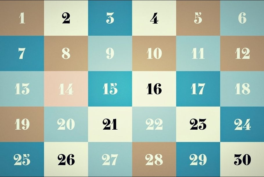 Clement Numbers min