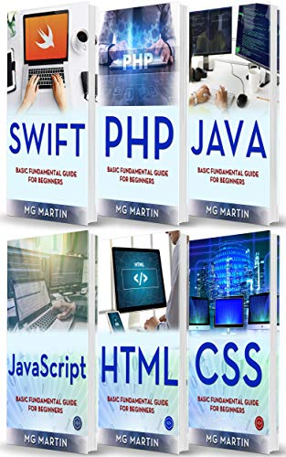 Programming for Beginners 6 Books in 1