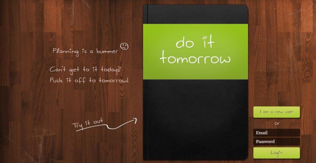 tomorrow min