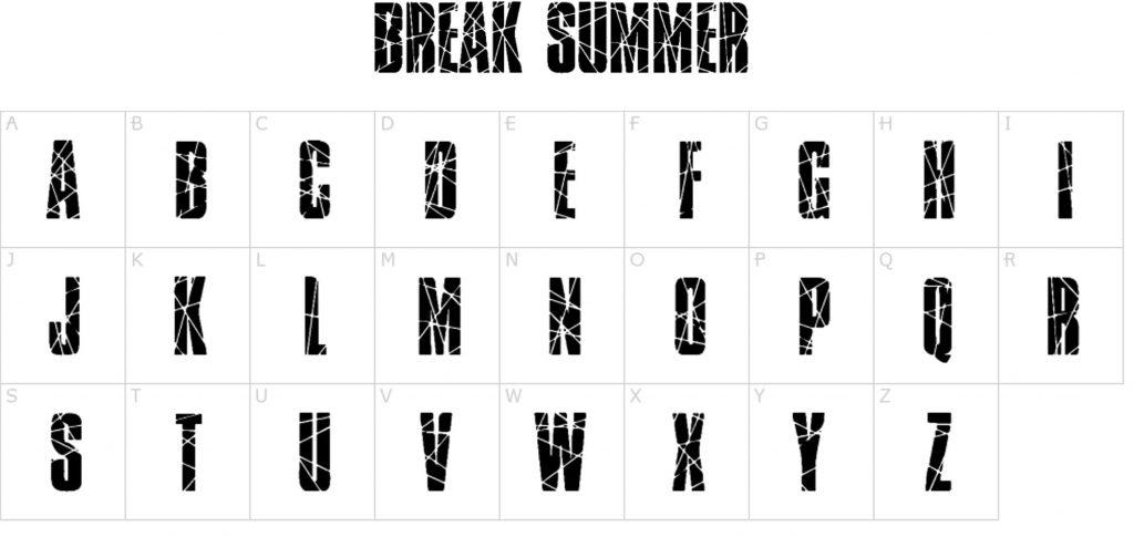 27. Break Summer min
