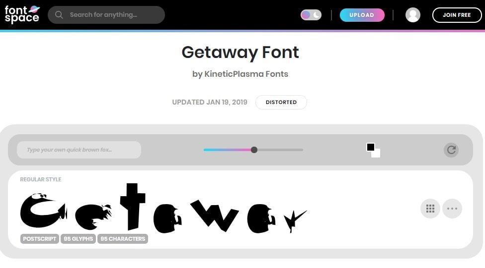 34. Getaway min